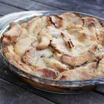 Tarte Légère aux pommes sans pâte