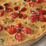 Tarte Salée Légère au Thon et Tomates Cerises