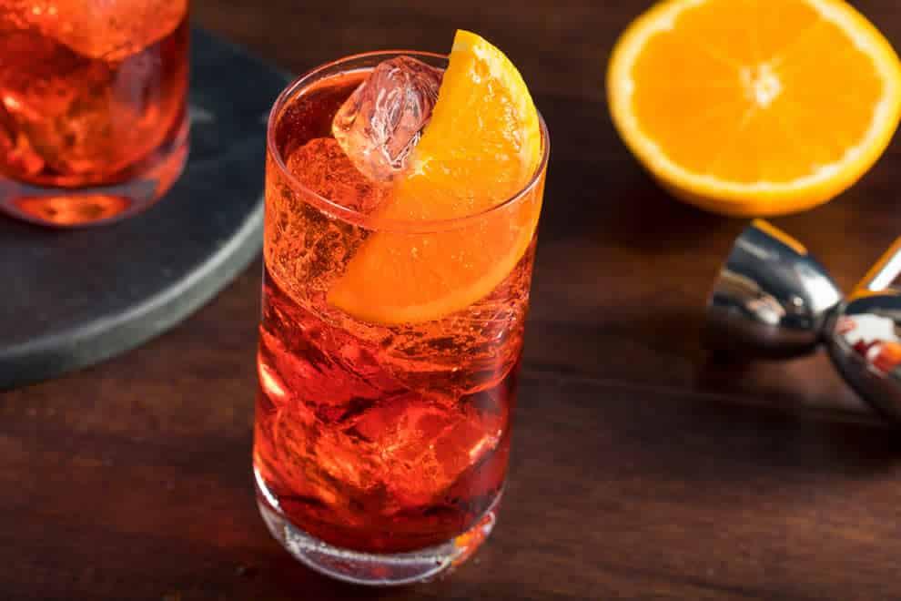 Comment faire le cocktail américano ?